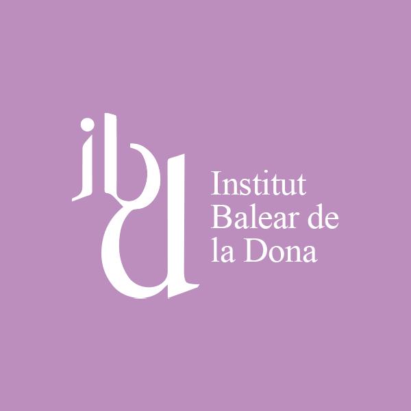 Logo Institut Balear de la Dona