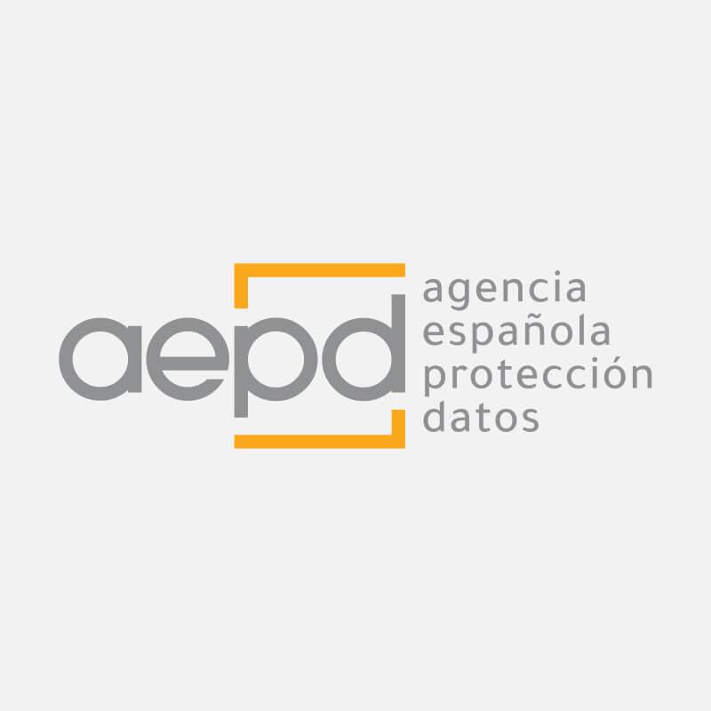 Logo de AEPD