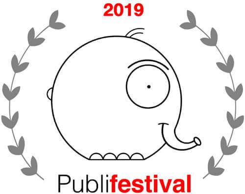 Logo Publifestival 2019