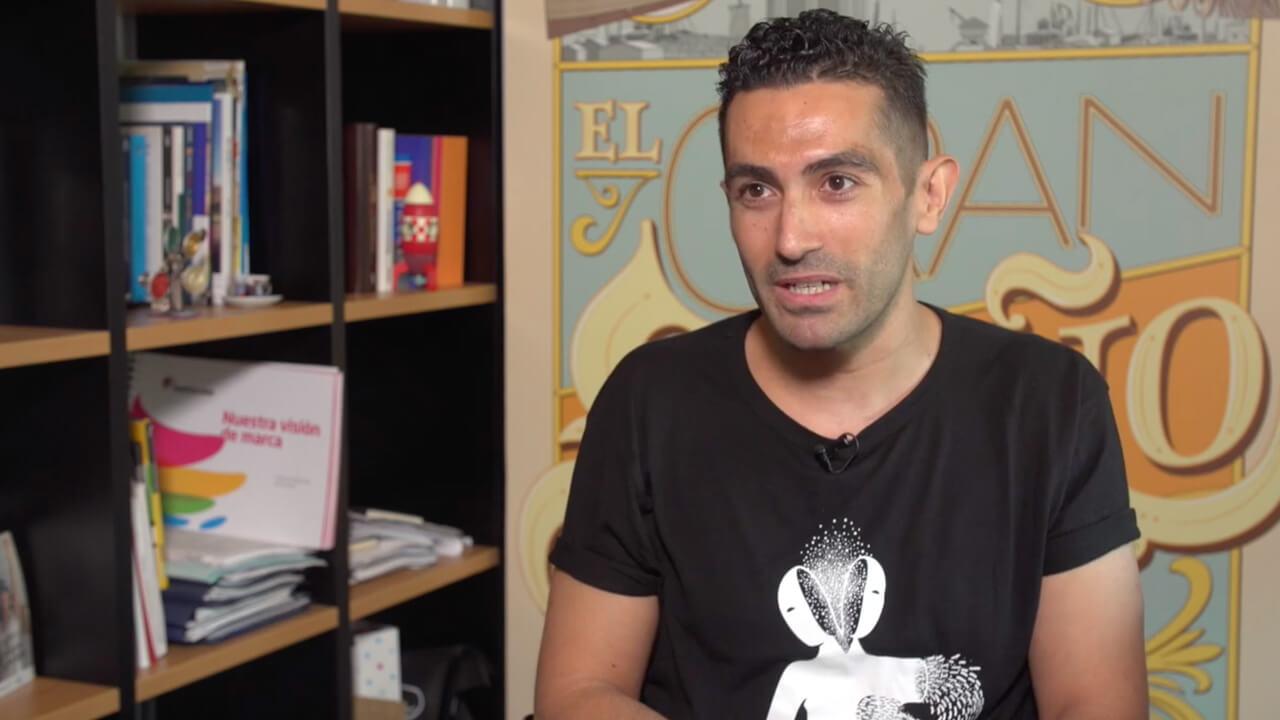 chumillas interview fotogram