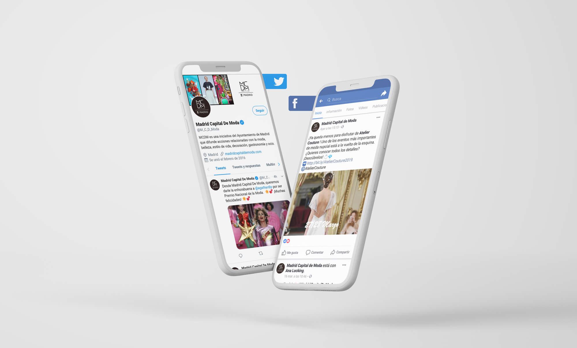 facebook y twitter de mcdm