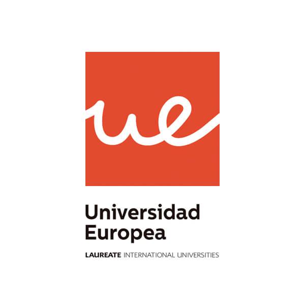Logo Universidad Europea